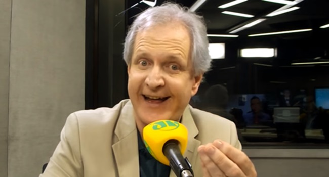 Augusto Nunes chilique pesquisa datafolha fake news ataca lula