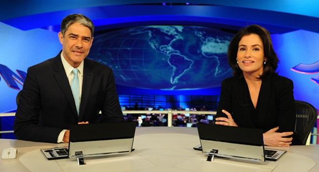 pesquisa datafolha Lula é ignorado pelo Jornal Nacional lidera