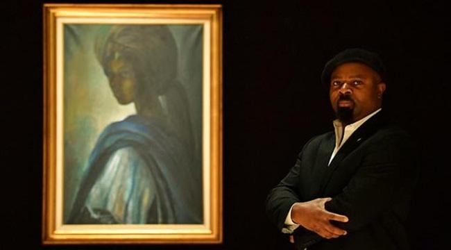 desaparecida Mona Lisa Africana reencontrada londres arte Ben Enwonwu Nigéria