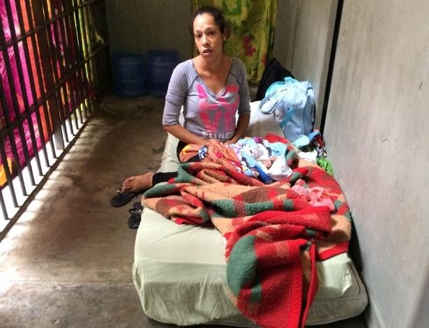 Juiz não autoriza prisão domiciliar mãe recém-nascido fica em cela