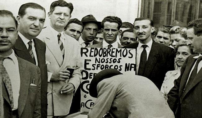 mandatos do Partido Comunista do Brasil eram cassados