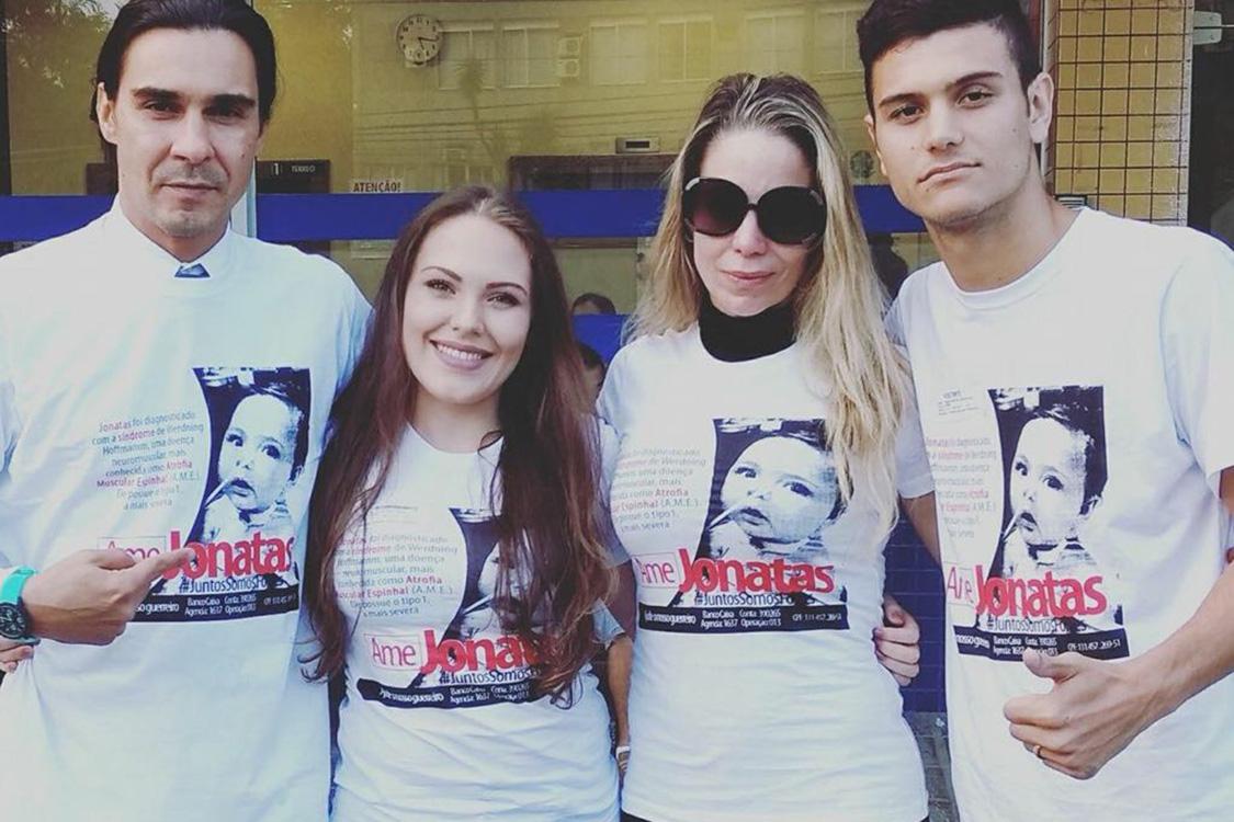 Danielle Winits André Gonçalves tratamento dinheiro