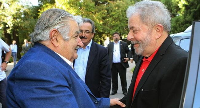 Pepe Mujica vai participar caravana de Lula