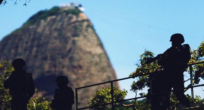 polêmicas jurídicas intervenção no Rio de Janeiro