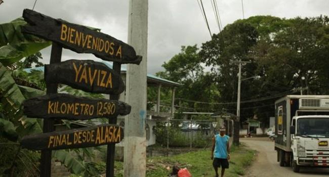 selva mais perigosa da América Latina Panamá Colômbia
