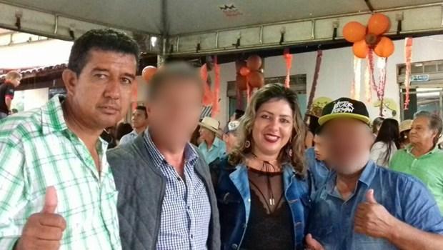 menina estuprada pela mãe Hidrolândia
