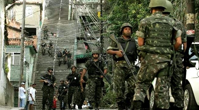 votação inédita da intervenção no Rio de Janeiro