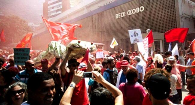Rede Globo e a cultura do ódio mentira