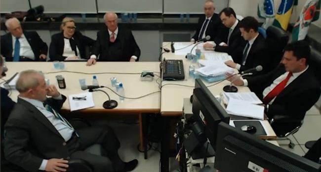 ação justição oas são paulo Lula foi condenado e julgado