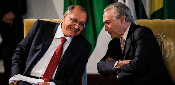 Alckmin Temer tiros caravana Lula