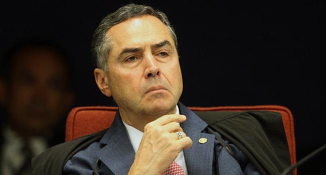 Barroso quer saber quebrar o sigilo de Temer