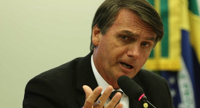 Jair Bolsonaro é um embuste direita perverso