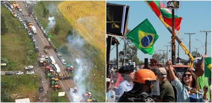 Caravana de Lula passo fundo