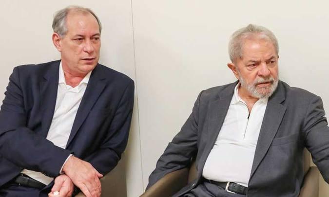 Ciro Gomes rebate Lula entrevista
