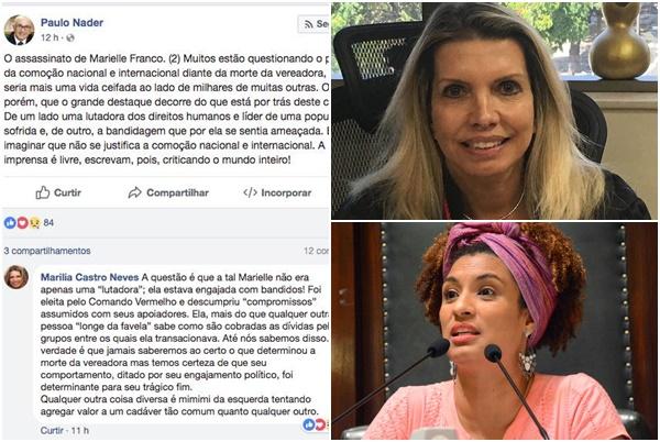 desembargadora Marília Castro Neves Marielle