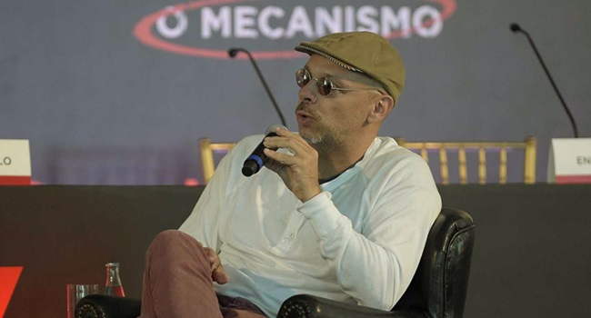 Folha de S.Paulo alimenta desonestidade de José Padilha José Padilha, diretor de Mecanismo