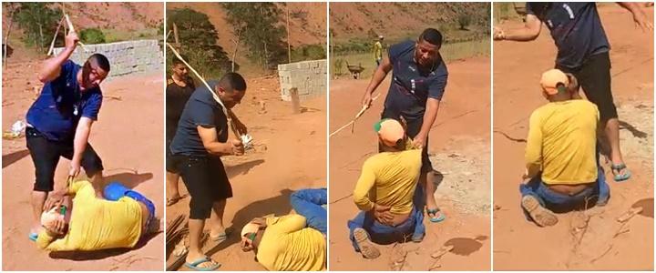 trabalhador torturado minas gerais