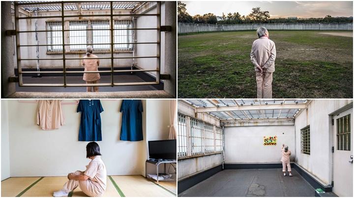 Idosas do Japão prisão