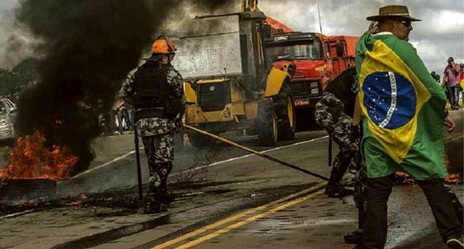 impedimento da caravana de Lula em Passo Fundo