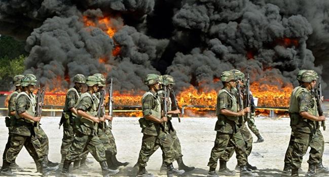 intervenção militar no méxico fracasso servir exemplo rio de janeiro