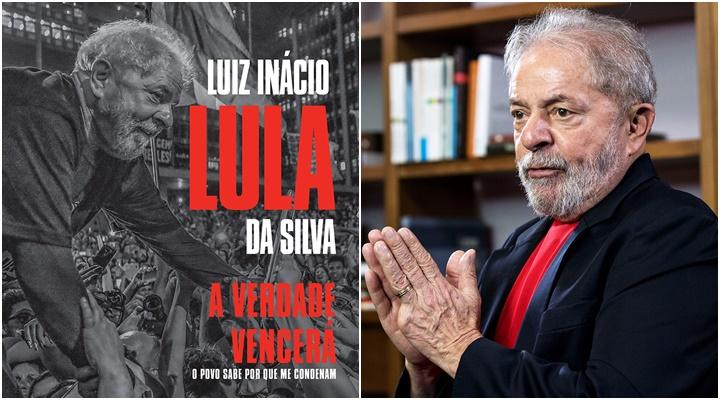 novo livro de Lula verdade vencerá