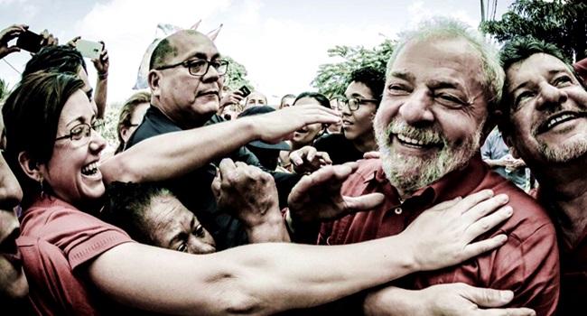 lula prisão corrupto encarceramento do Brasil