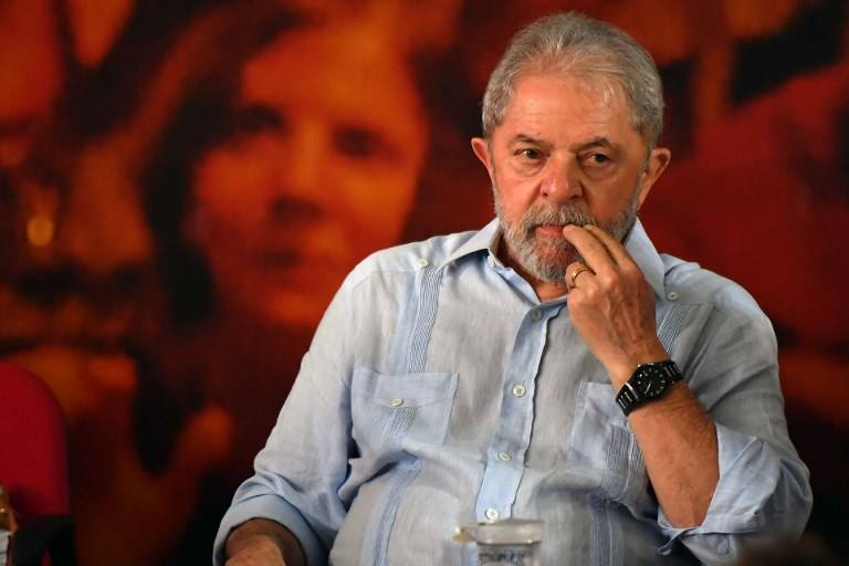 Lula STJ habeas corpus julgamento