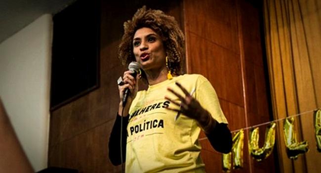 Marielle Franco viveu e morreu voz inconformada