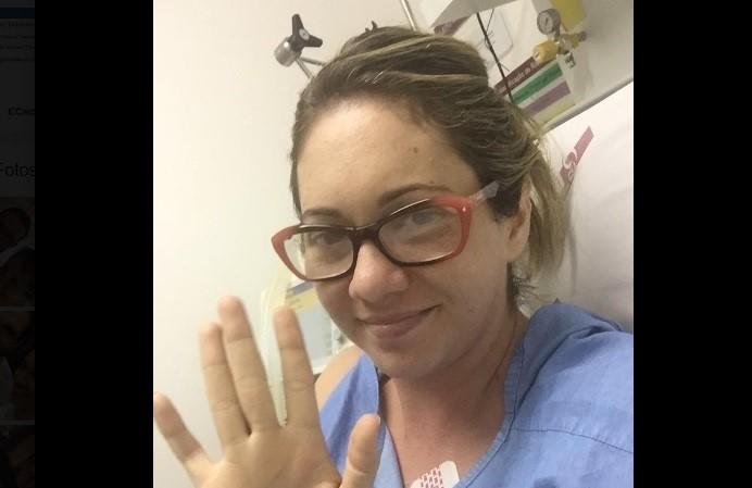 médica Letícia Franco morte assistida