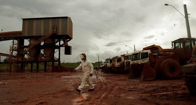 Noruegueses admitem que poluíram rio no Pará