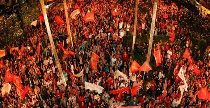 passos para a união das esquerdas mundo comunismo