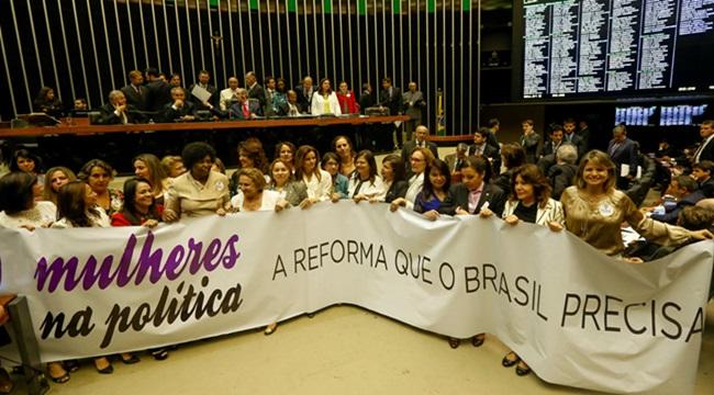 ranking mundial de participação feminina na política