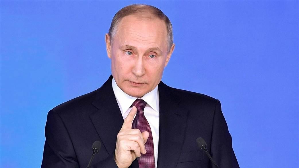 Vladimir Putin míssil nuclear