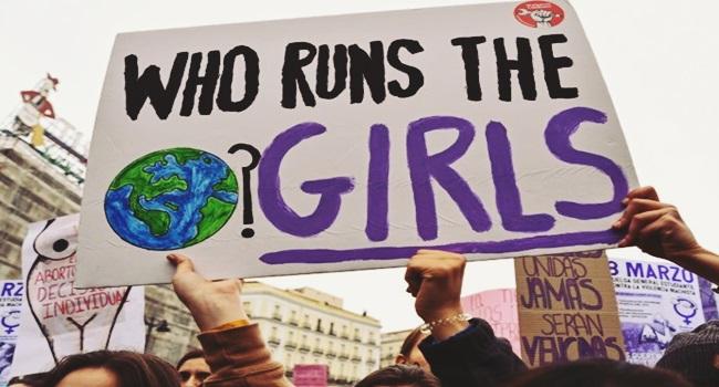 repercussão mundial do Dia da Mulher