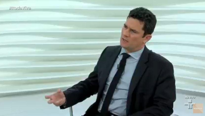 Sergio Moro roda viva