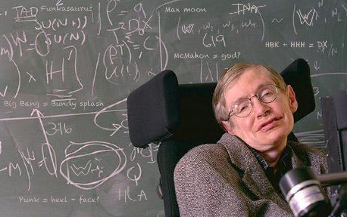 Stephen Hawking morre