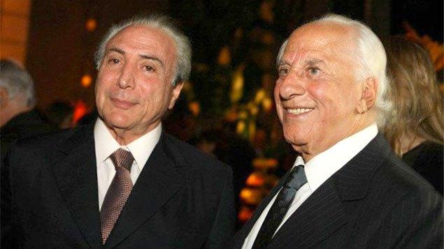 Polícia Federal prende amigos do presidente Michel Temer yunes coronel