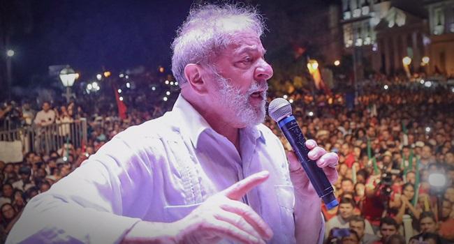 primeira carta de Lula depois de preso esquerda povo
