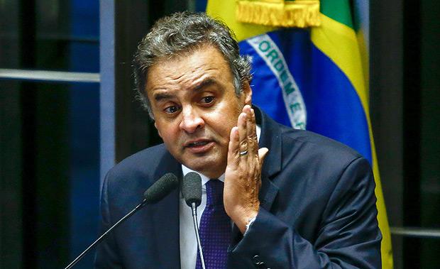Aécio Neves vira réu no STF corrupção
