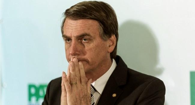 Bolsonaro silencia sobre deputado psl lavagem de dinheiro