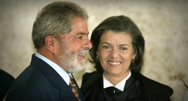 Cármen Lúcia está para Lula Cunha Dilma traição golpe ingratidão