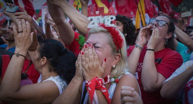 Carta aberta aos fascistas ódio Lula representa