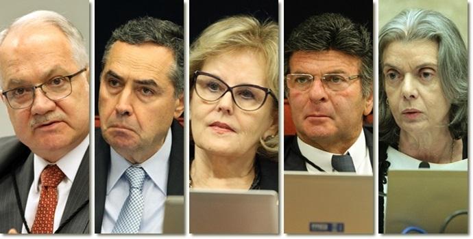 derrota de Lula veio por meio dos ministros indicados pelo PT