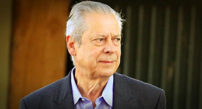 Entrevista de José Dirceu à Folha história