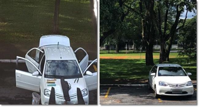 armas em carro em Brasília viraliza julgamento lula