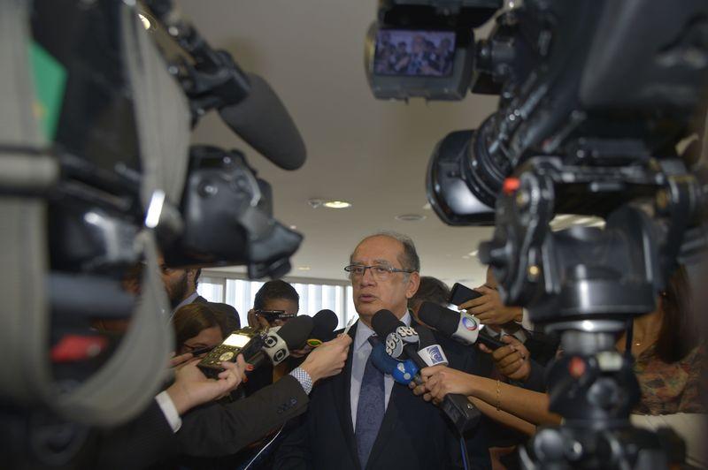 Gilmar Mendes prisão de Lula