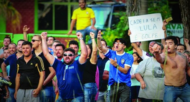 história ódio julgadores e acusadores de Lula direita