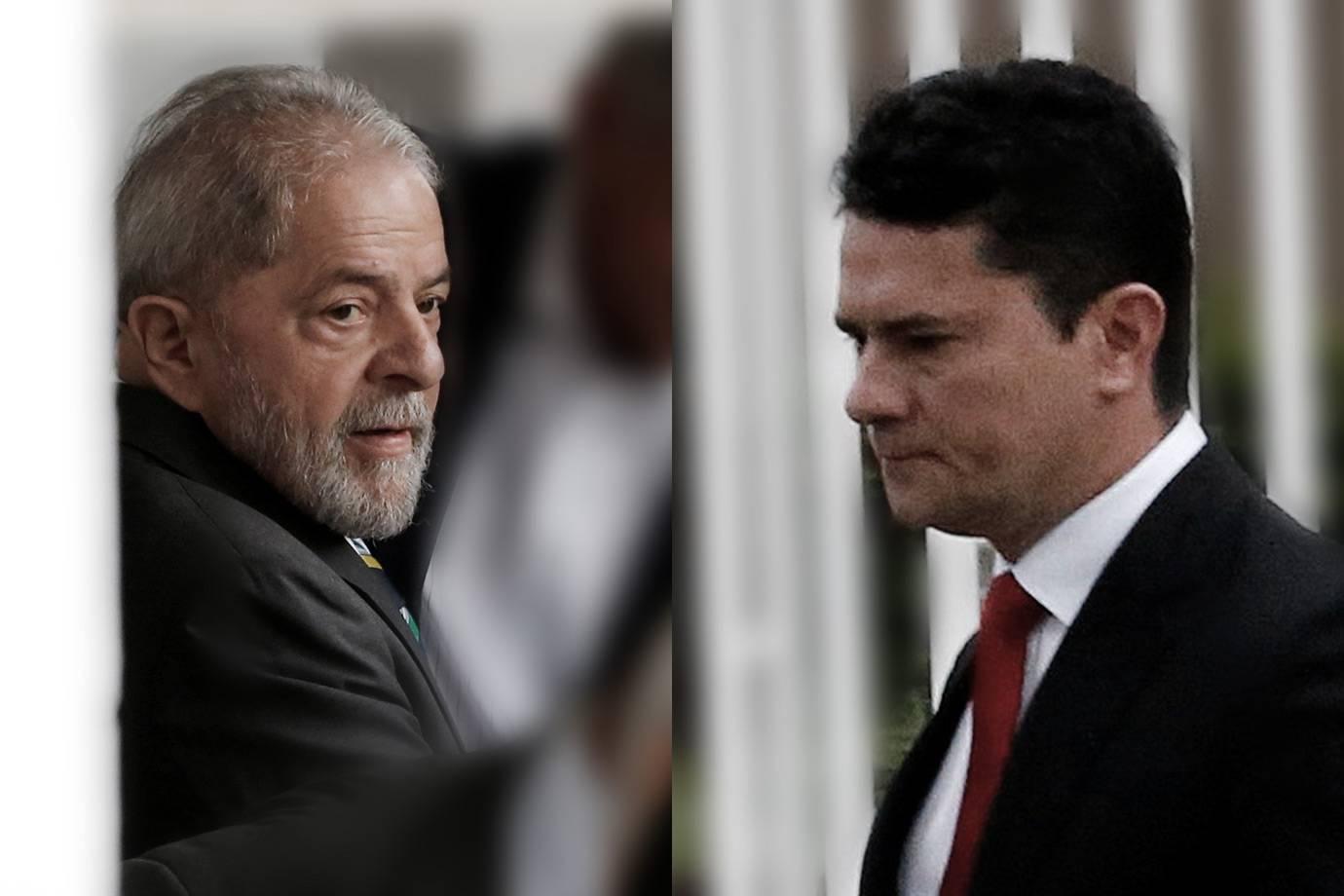moro manda prender Lula