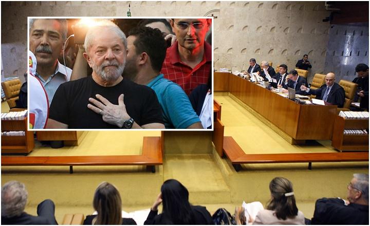 Lula STF habeas corpus
