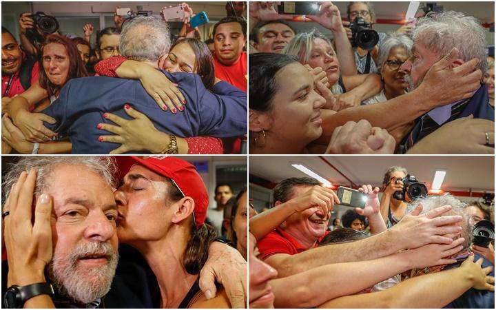 Lula sindicato dos metalúrgicos